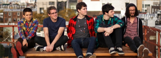 "Surfer Blood ""Floating Vibes"""