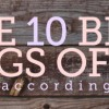 The 10 Best Songs of 2011 (So Far)
