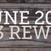 June 2011 MP3 Rewind