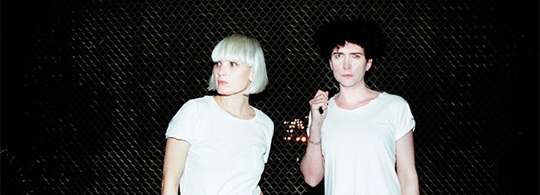 "The Raveonettes ""Observations"""